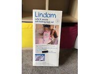 Lindam Bed Rail Pink