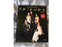 Friends TV series Box Set and Official Book