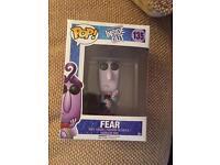 Fear Funko Pop Vinyl