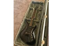 Schecter Damien Elite Avenger FR (w/ flight case m)