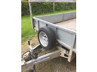 ifor williams 10' x 5.5' trailer very good condition