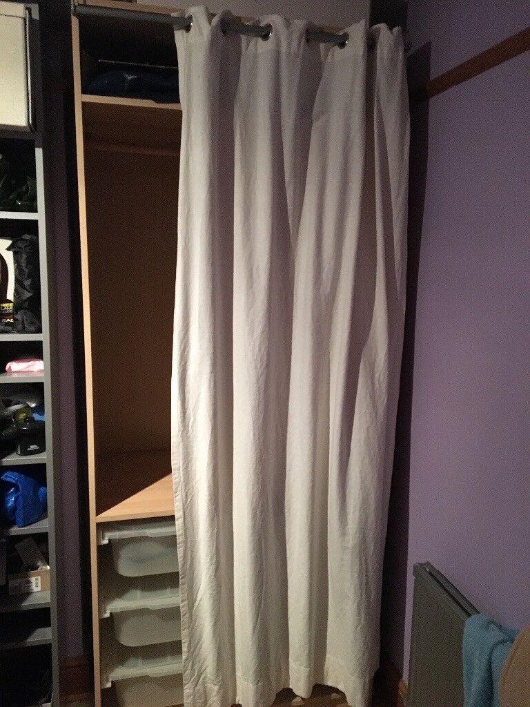 Ikea PAX large storage wardrobe with 3 drawers