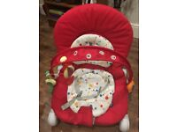 Chicco Hoopla baby bouncer