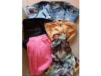 River island Jeans/trouser/skirts all size 8