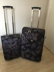 Tripp wheeled suitcases , 1 cabin and medium size