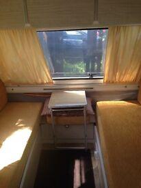 Freedom Jetset Caravan