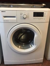 Beko WM8127W Freestanding 6 kg washing machine