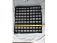 GRAVEL / GRASS GRIDS - 24 x 50CM SQUARE INTERLOCKING ECO GRIDS (NEW )