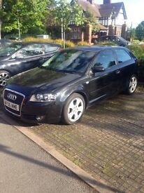Audi A3 2006 2 litre tdi