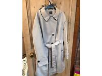 Winter mac coat