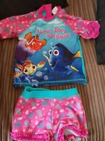 Dory 12-18mth swimwear