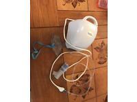 Inhaler nebuliser for sale in Chard