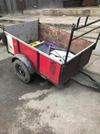 5 x 3 car trailer