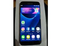 Samsung S7 Edge - Black Onyx 32GB Unlocked