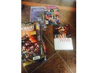 Avengers British comics