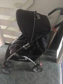 Safety first pushchair