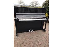Toyama black upright piano |BelfastPianos|Free Delivery|