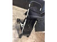 Britax B-Mobile Pushchair Black Birth-Toddler Good Condition