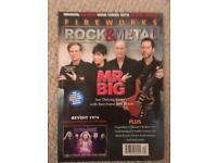 Heavy Metal Magazines