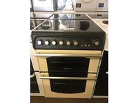 EXCELLENT CREAM 60 CM CANNON COOKER WITH GUARANTEE 🇬🇧🇬🇧