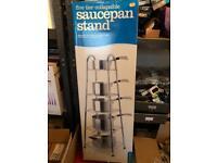 Saucepan Stand
