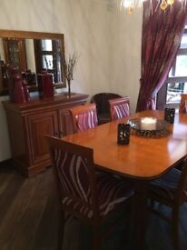 DINING ROOM FURNITURE AND ACCESSORIES Must be able to collect