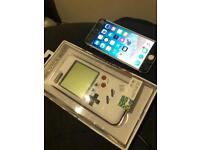 iPhone 7 with gaming case swap