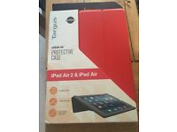 New red ipad 2 and iPad air protective case