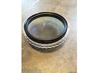 58mm Circular Polariser filter