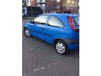 Vauxhall Corsa 1.2 , low mileage,bargain, great condition,no problem,great first car!!!