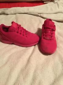 Adidas flux size 4