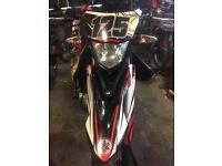 Yamaha motorbike wr125r