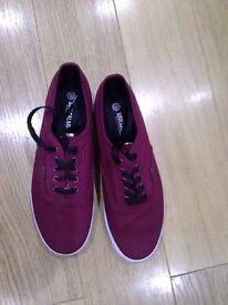 Mens Canvas Soulcal Shoes