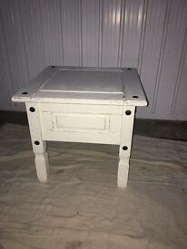 Chic vintage style coffee table £20