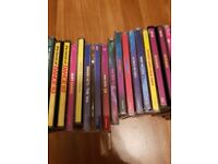 Various cds dance and now cds. Various artists. DVD 24hr box set