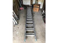 Large set of ladders for collection