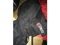 Black gi size medium