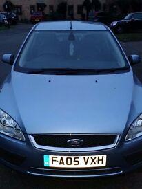 Ford Focus Ghia Blue 2.0 (2006)