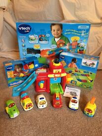 Vtech Toot-Toot Drivers bundle
