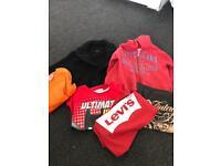 Boys age 7 bundle clothes