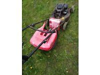 Lawn mowers X 2