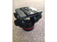 Manfrotto MVH502AH Pro FLUID Video Head