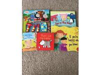 Pre school children's books