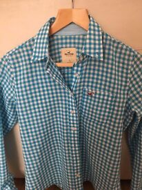 Hollister Checked Shirt
