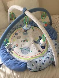 Mothercare baby space playmat