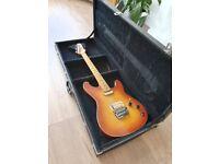 Electric Guitar Ibanez Roadstar II ~ 1980s w/ hard case for sale  Muswell Hill, London