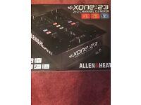 Allen and Heath Xone 23