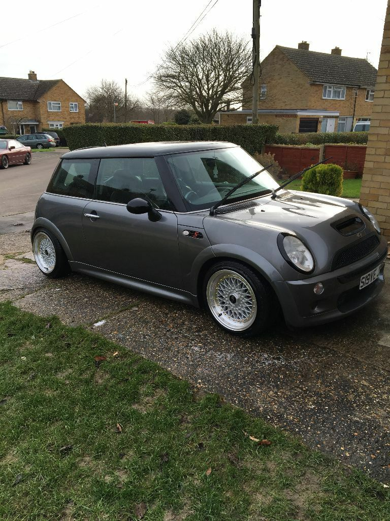 2003 mini cooper s r53 supercharged in cambridge. Black Bedroom Furniture Sets. Home Design Ideas