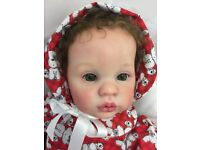 Beautiful Reborn Baby Doll Chanel by Donna Rubert