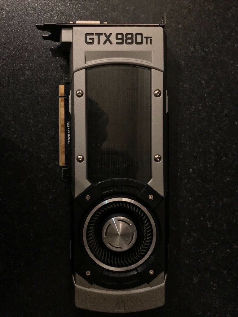 Palit GTX 980Ti Reference Edition for Sale | in Canterbury, Kent | Gumtree
